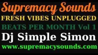 Supremacy Sounds - Beats Per Month Vol 1