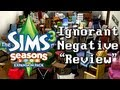 LGR - The Sims 3 Seasons - Ignorant Review