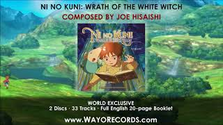 Ni no Kuni: Wrath of the White Witch Original Soundtrack