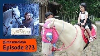 Naik Kuda Beauty & The Beast Versi Bandung Hi hi hi hi!