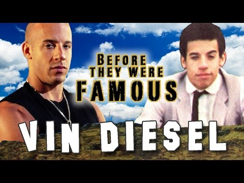 Xxx Mp4 VIN DIESEL Before They Were Famous 3gp Sex