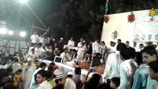 kirpa karo maharaj sarfaraz chisti live at mhada ground dharavi mumbai