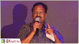 Poet and lyricist Arivumathi speech at REMO Movie FL Launch