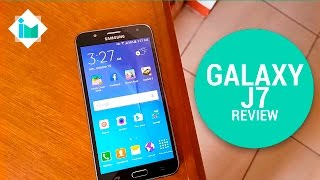 Samsung Galaxy J7 - Review en español