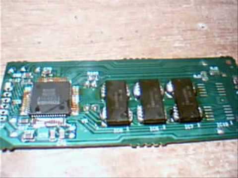 Desoldando 4 integrados SMD en 5 minutos.