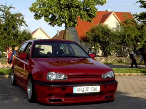 VW Golf 3 TDI xXx