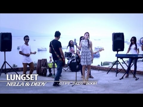 Download Nella Kharisma Ft. Dedy Boom - Lungset (Official Music Video)