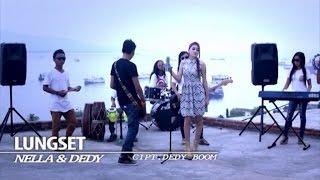 Nella Kharisma Ft. Dedy Boom - Lungset (Official Music Video)