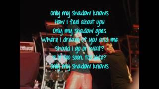 Shadow (lyrics) - Austin Mahone