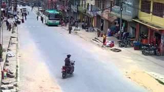 Earthquake in gorkha!!!