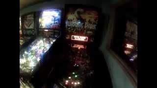 Life at the arcade
