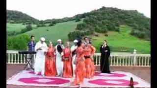 moroccan atlas dance chikhat with Houssa 46 V5   2008
