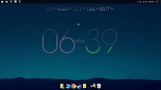 Simple Desktop - Make Windows Look Better