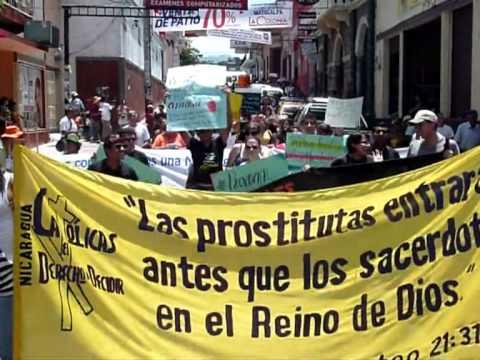 Xxx Mp4 Quot Marcha De Las Putas Quot En Nicaragua Contra Violencia A Mujeres 3gp Sex