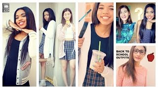 Back to School Outfits Ideas 2014 ♡