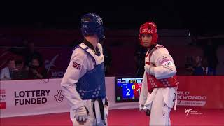 [Male -68kg FINAL] London 2017 World Taekwondo Grand-Prix