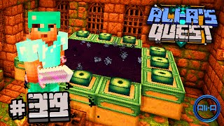 Minecraft - Ali-A's Quest #39 -