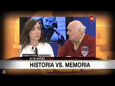 V.Villarruel, R.Perdía, y L.Mattini en