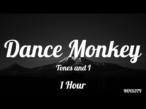 Tones and I Dance Monkey 1 Hour Lyrics