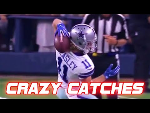 NFL Craziest Catches of All Time