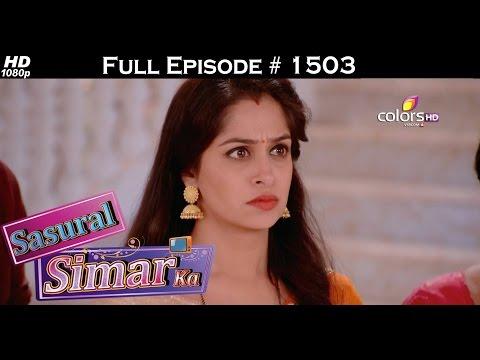 Sasural Simar Ka - 14th May 2016 - ससुराल सिमर का - Full Episode (HD)