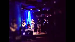 When We Were Young cover by Nia Amelia Rusady (at Jetski Cafe)