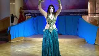 Tais Nonko Belly Dancer - 6th Cairo by Cyprus Festival 2018