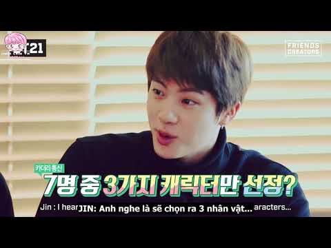 [VIETSUB] [BT21] Making of BT2 - EP.06