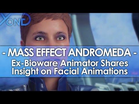 Ex Bioware Animator Shares Insight on Mass Effect Andromeda s Facial Animations