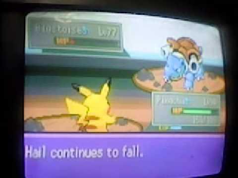 Pokemon Liquid Crystal 3.3xxxx Vs Pokemon Trainer Red o Rojo