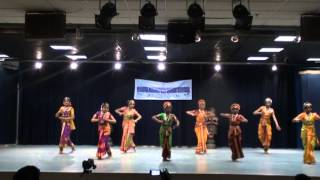 Supraja 2013 annual day dance