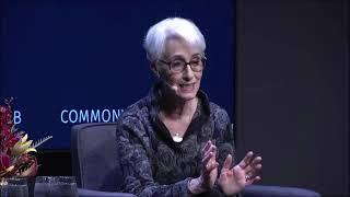 AMBASSADOR WENDY SHERMAN: IRAN AND LESSONS ON DIPLOMACY