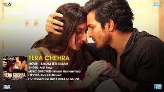 Tera Chehra   Full Audio Song   Sanam Teri Kasam   Harshvardhan, Mawra   Himesh, Arijit