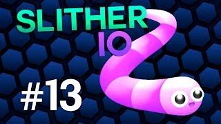 35.000 Mai mare decat pana acum | Slither.io ( cu Max si PISICA MIAUMIAU )