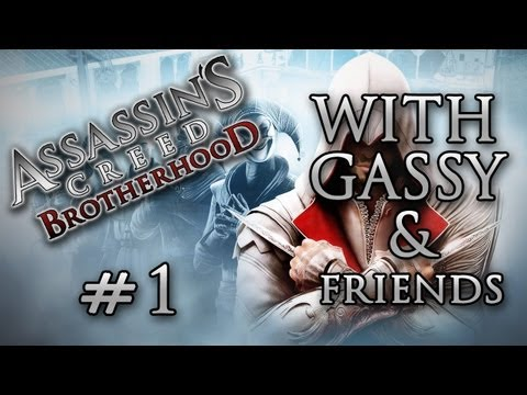 Assassin s Creed Brotherhood Multiplayer w Gassy Diction & Chilled 1