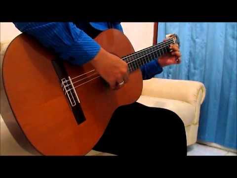 Belajar Gitar Fingerstyle Iwan Fals Yang Terlupakan ( Denting Piano )