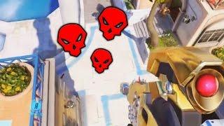 Overwatch - Unbelievable Crazy Kills
