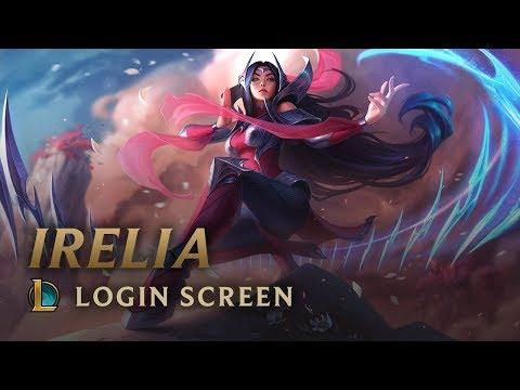 Xxx Mp4 Irelia Login Screen League Of Legends 3gp Sex