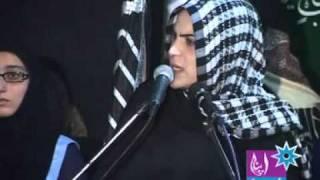 Aye Karbala ki khaak is ahsan ko na bhool :: tarpi ha tujh pa lash jigar gosha e Batool
