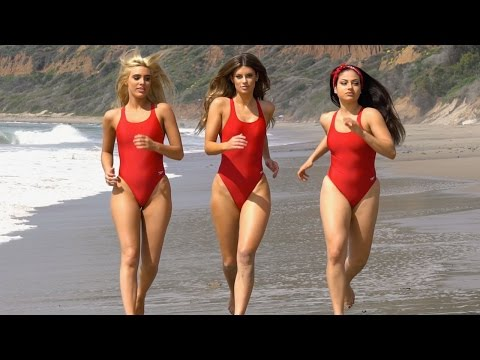 Baywatch Hannah Stocking Lele Pons & Inanna Sarkis