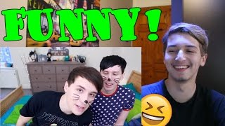 some bloopers from Phil is not on fire 7 Reaction (PINOF 7 Bloopers)