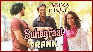 Suhagraat Kaise Banaate Hain ? - Celebs Trolling People - Pia Bajpai - Darshan Kumar#PrankStar