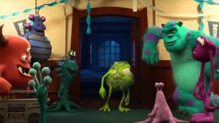 Monsters University: Tráiler Oficial