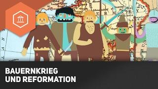 Der Bauernkrieg und die Reformation - Zusammenhang