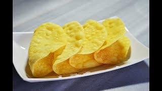 طرز تهیه ورقه های تاکو در منزل | Homemade Taco Sheets- Eng Subs