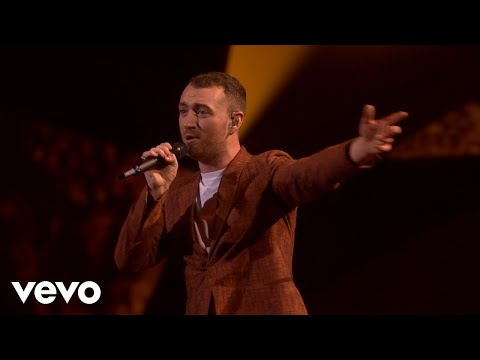 Xxx Mp4 Sam Smith Too Good At Goodbyes Live At BRIT Awards 2018 3gp Sex