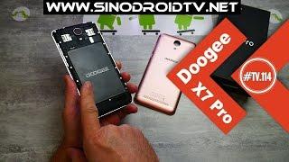 Doogee X7 Pro - Le TEST - Un 6 pouces HD, NFC et Gyroscope en métal pour 100 euros