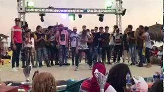 رقص دق فشيخ صالح فوكس علي مولد السرينة 2018 في كافية خالد مايكل بالاسكندرية