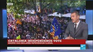 Catalonia: Madrid