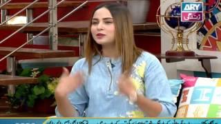Salam Zindagi Guest: Nimra Khan & Fiza Shoaib 8th November 2016